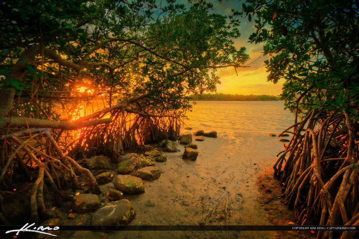 Lake Worth Lagoon Entrance from Singer Island