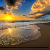Florida Beach Sunrise Riviera Beach Singer Island
