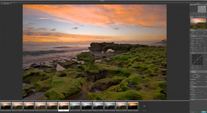 HDR Expose Screen Shot