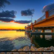 Lantana Florida Drawbridge