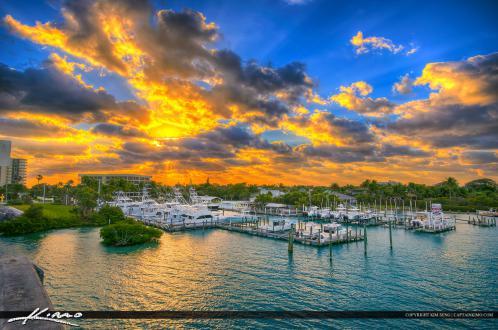 Jupiter Island Jib Yacht Club & Marina