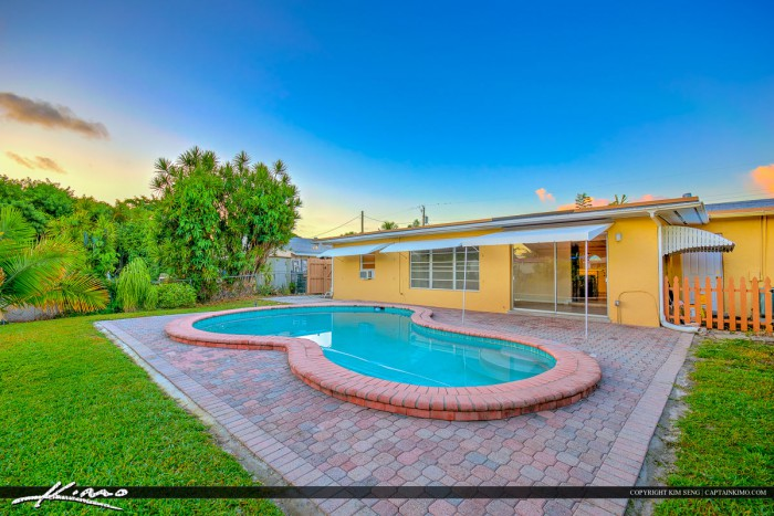 Waterfront Property House with Pool Hollywood Florida