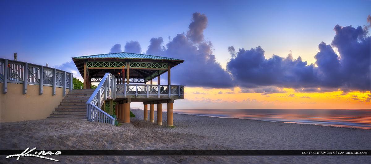 South Beach Pavilion Boca Raton