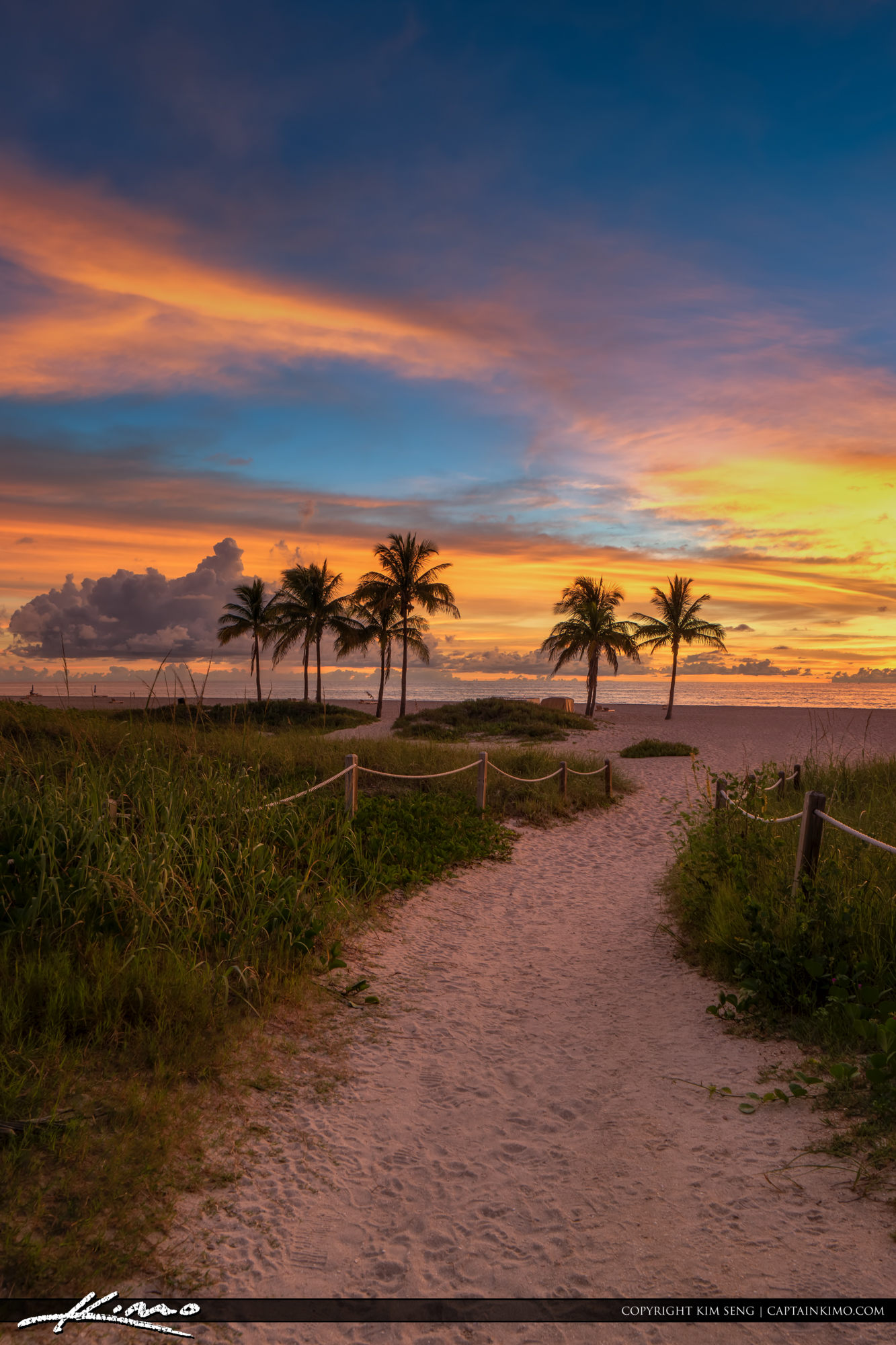 Singer Island Beach Sunrise