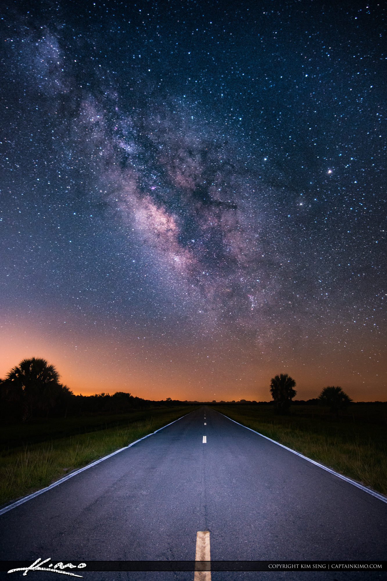 Eye of the Abyss The Road Towards the Milkyway