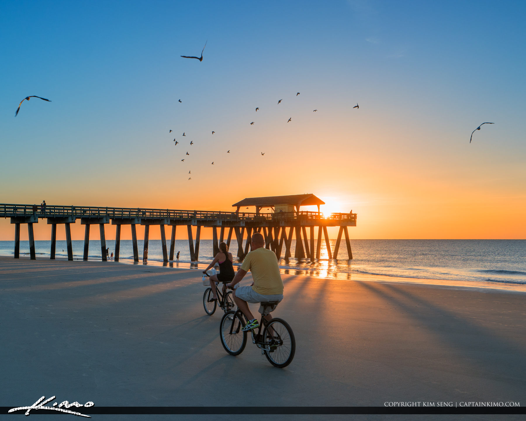 Tybee Beach Pier and Pavilion