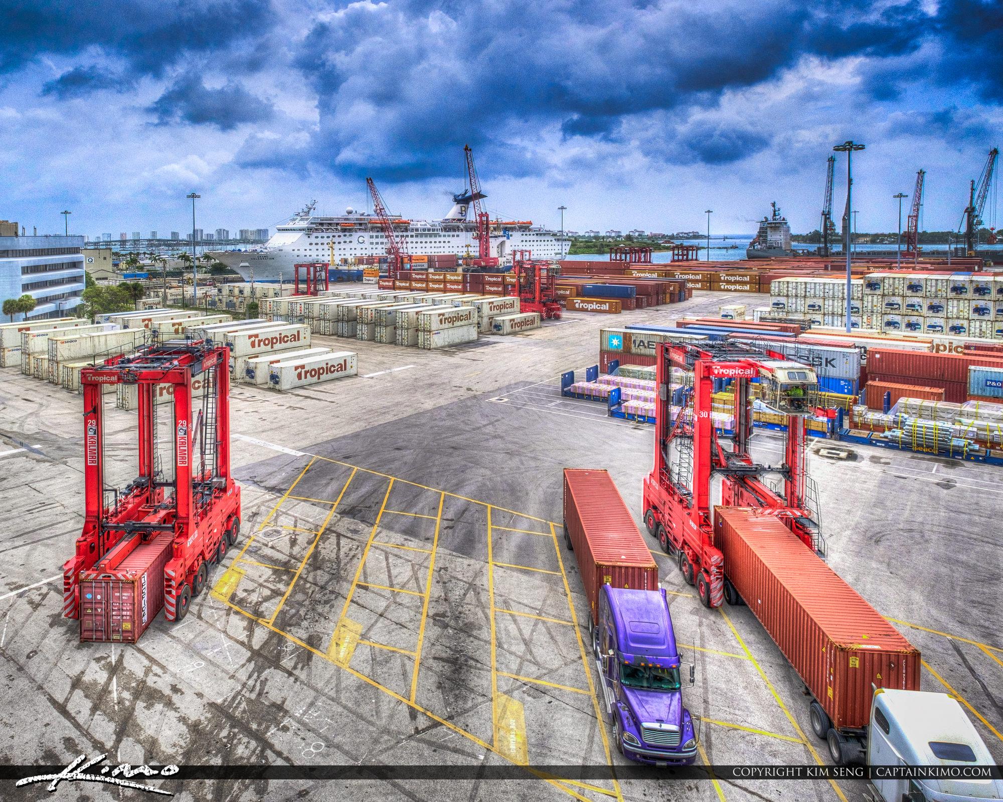 Port of Palm Beach Riviera Beach Florida