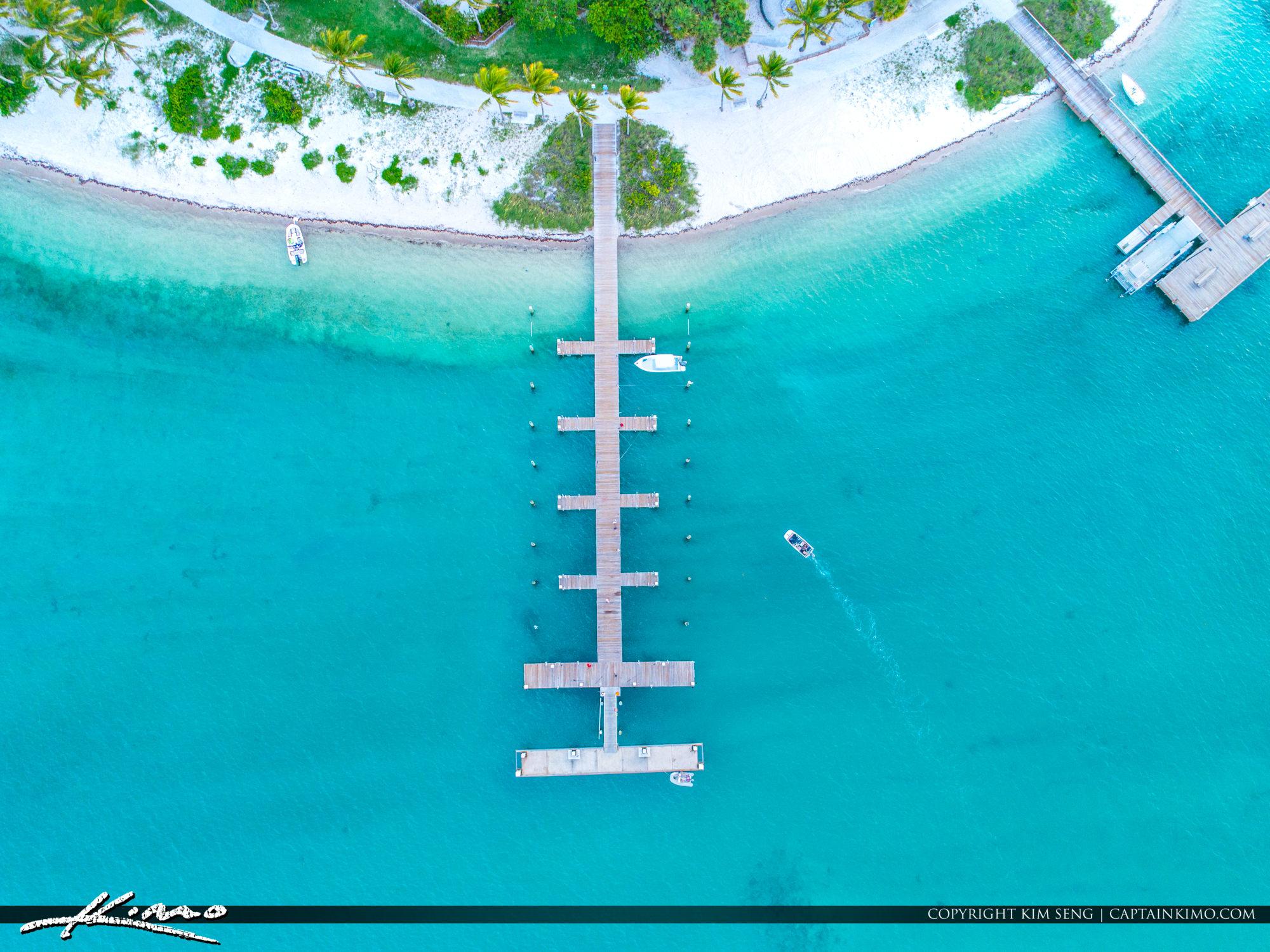 Peanut Island Palm Beach County Florida Aerial