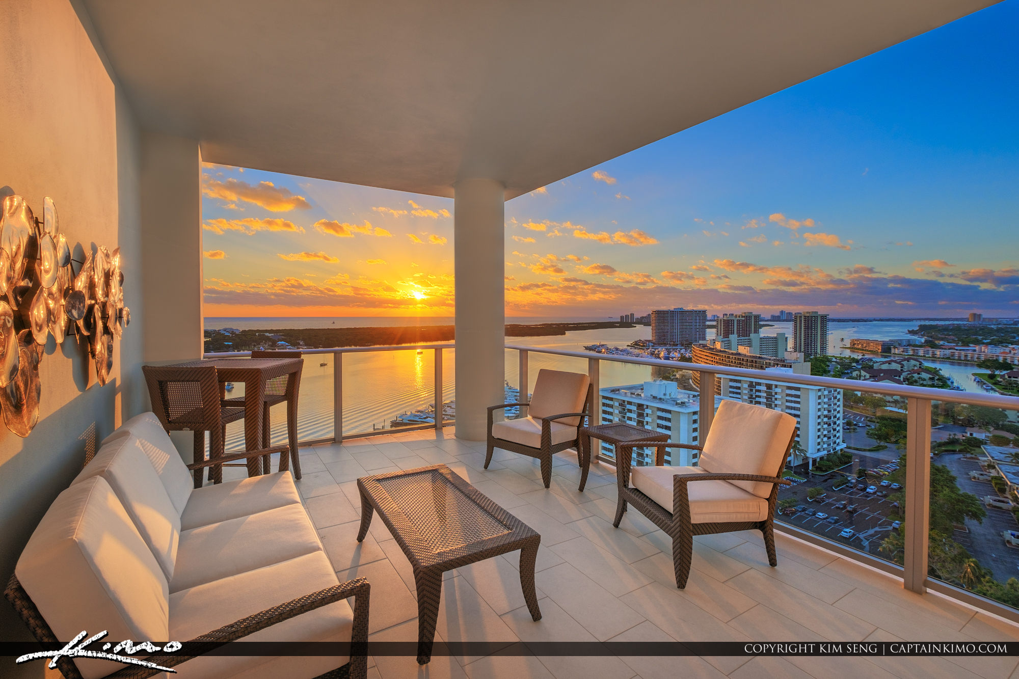 Water Club North Palm Beach Penthouse Model