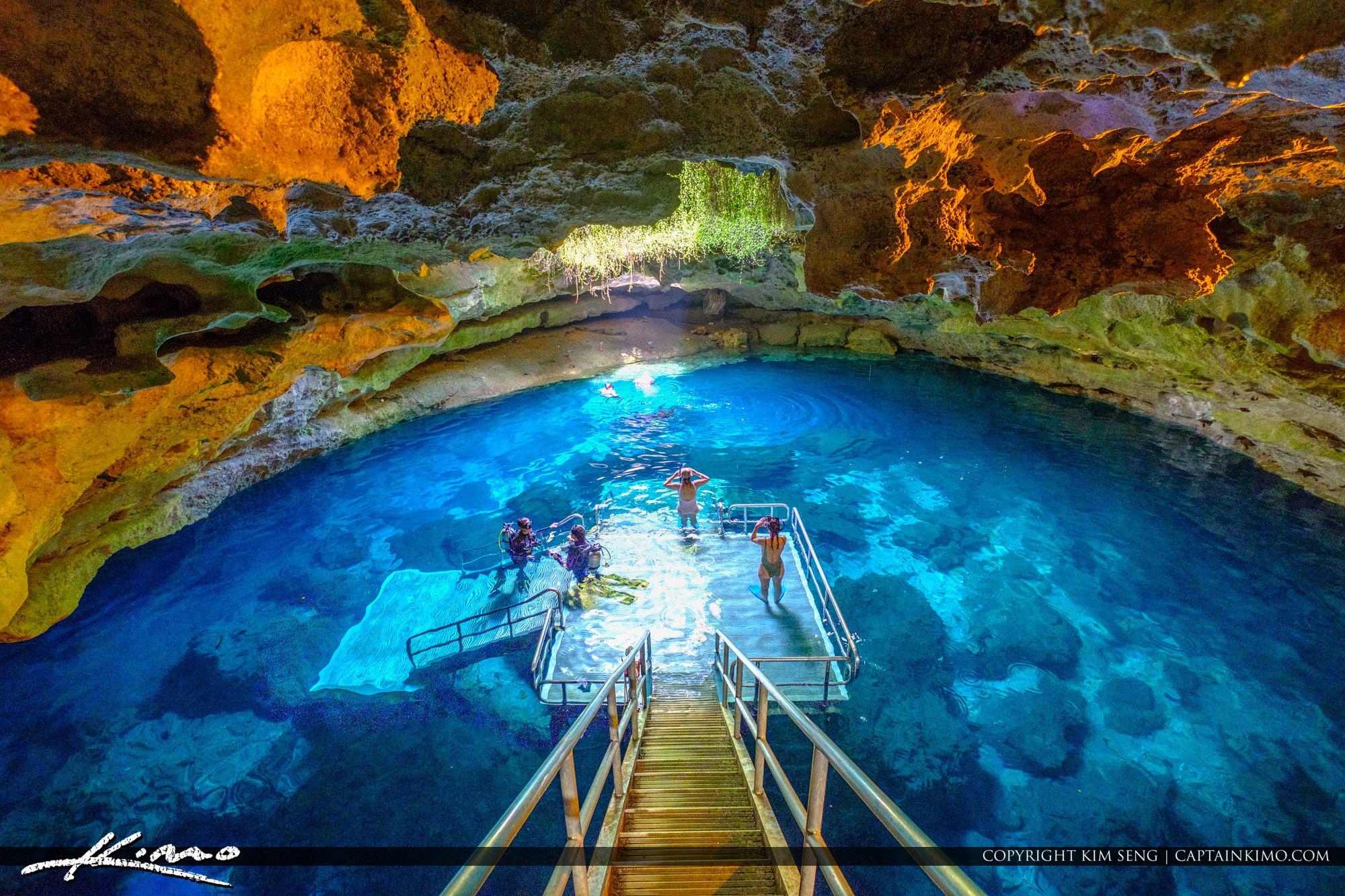 Devils Den Williston Florida Levy County Florida Spring Cave