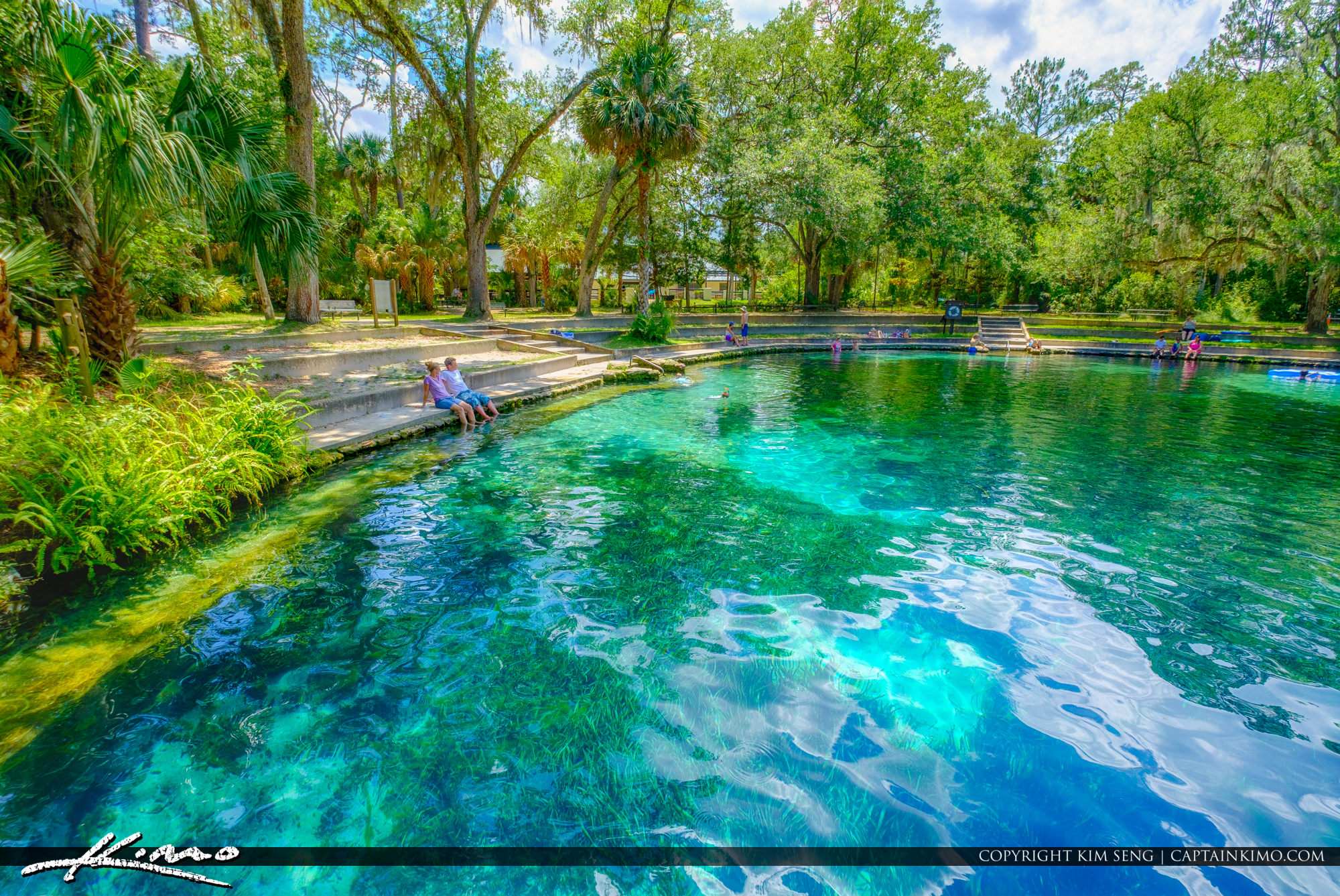 Juniper Springs Ocala National Forest Silver Springs Florida