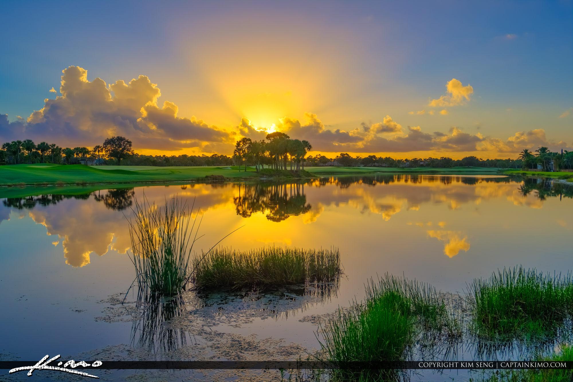 Mirasol Gulf Course Sunrise Palm Beach Gardens