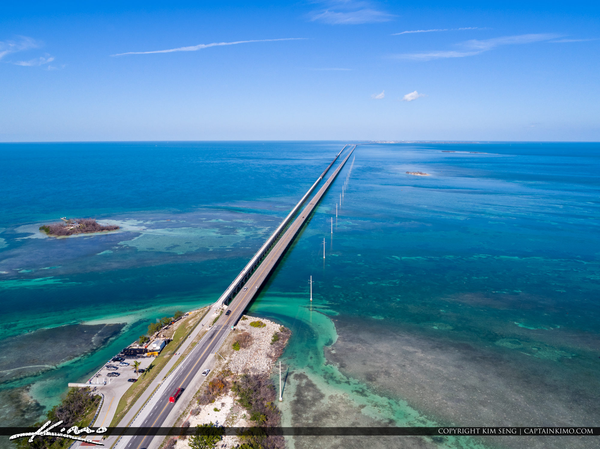 Blue Waters Veterans Memorial Park Big Pine Key Seven Mile Bridg
