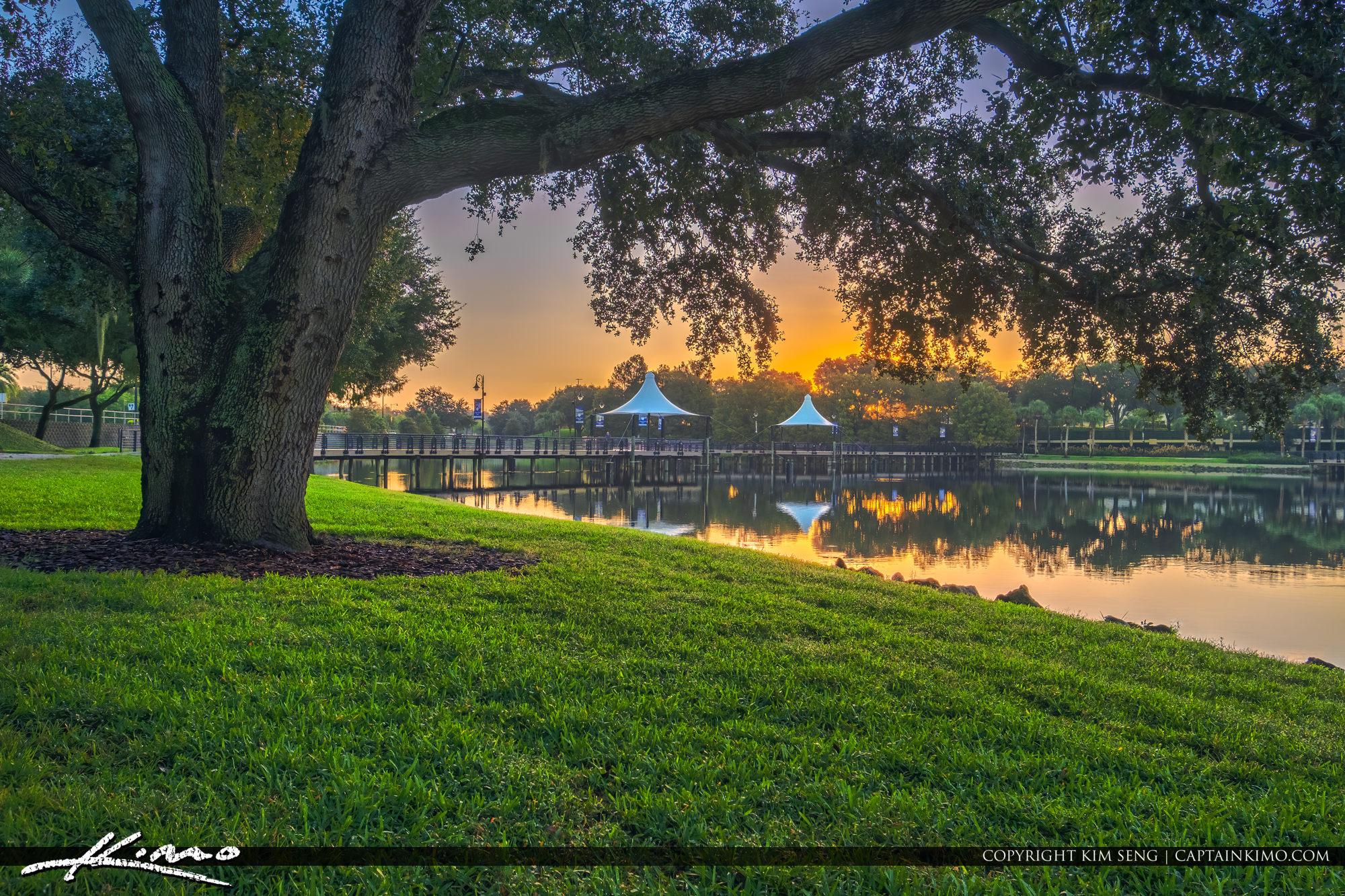 Cranes Roost Park Altamonte Springs Florida