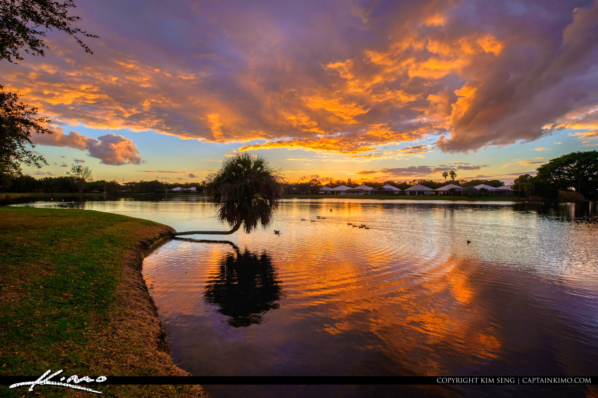 Neighborhood Lake View Palm Beach Gardens Aurora HDR Software