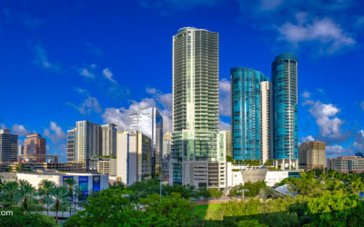 Las Olas River House Downtown Fort Lauderdale Skyline