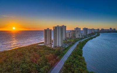 Ocean Front Condo Singer Island Sunrise Aerial