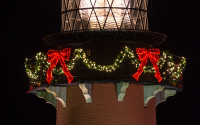 Jupiter Lighthouse Holiday Decoration 2020