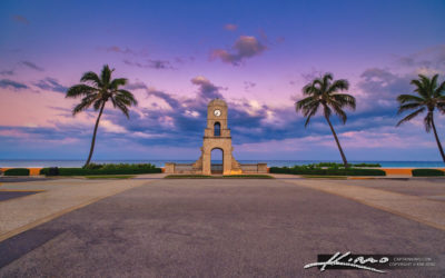 Palm Beach Island Clock Tower