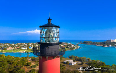 Jupiter Inlet Lighthouse Bluewater Paradise Palm Beach County