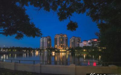 Downtown Gardens in Palm Beach Gardens Florida Vista