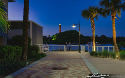 Love Street Jupiter Lighthouse View from the Waterway